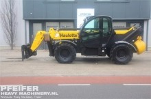 Haulotte HTL4014 4x4x4 Drive, 4t Capacity, 13.6m Lifting heavy forklift