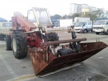 Manitou MT 222 FC heavy forklift