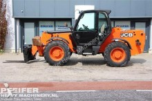 empilhador de obras JCB 535-125 4x4x4 Drive, 12.5m Lift Height, 3500 kg