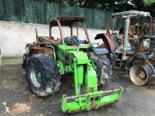 chariot élévateur de chantier Merlo CHARIOT TELESCOPIQUE MERLO P32-6 ACCIDENTE*UNFALL*DAMAGED