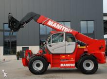 chariot élévateur de chantier Manitou MHT 1490