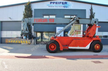 chariot télescopique CVS Ferrari F158.6, 20-40ft Spreader, 8t Cap, 15m Lift Height.