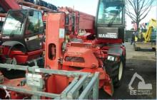 chariot télescopique Manitou - MRT 1542 TURBO
