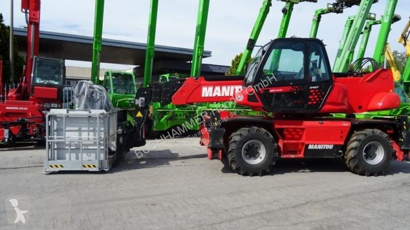 Chariot élévateur de chantier Manitou MRT 2145 EASY