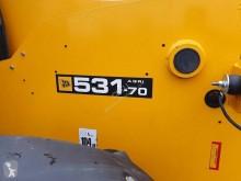 carrello elevatore da cantiere JCB 536-70 JCB 536-70 agri année 2011