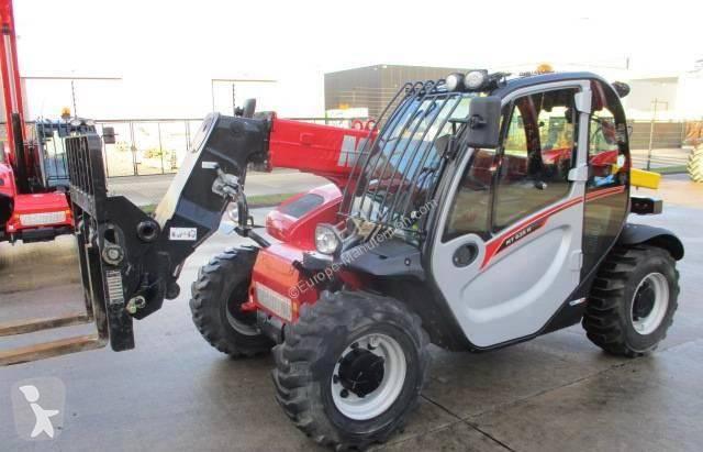 Chariot télescopique Manitou MLT840-145 new Ag PS