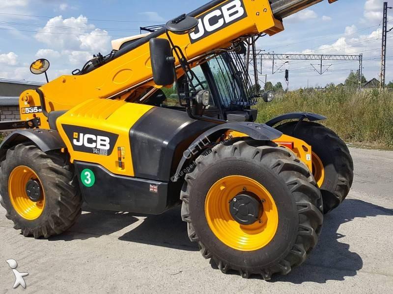 Chariot télescopique JCB JCB 535 95 agri
