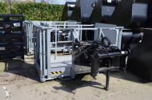 chariot télescopique Manitou Workingcage 1000 kg