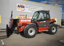 Manitou MT 1235S heavy forklift