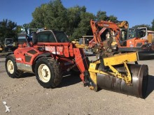 Manitou MT 932 + Malaxeur heavy forklift