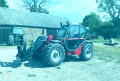 Manitou MLT527 telescopic handler