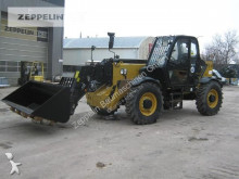 carretilla elevadora de obra Caterpillar TH417C