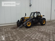 carretilla elevadora de obra Caterpillar TH337C