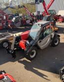 chariot élévateur de chantier Manitou