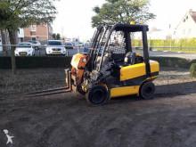 chariot télescopique JCB TELETRUCK / VERREIKER TLT 25