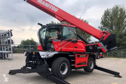 carrello elevatore da cantiere Manitou MRT2550 plus privilège full options