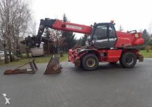 chariot élévateur de chantier Manitou - MRT 2540