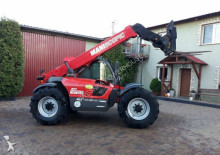 carretilla elevadora de obra Manitou Maniscopic MTV 735 -120 LSU Turbo