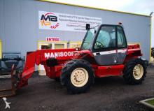 chariot élévateur de chantier Manitou mt 1330 sl turbo