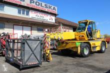wózek podnośnikowy budowlany Merlo ROTO 40.25 MCSS basket remote control crane forks (manitou mrt 2
