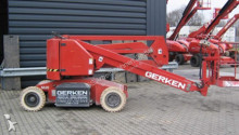 Haulotte ha 15 ip telescopic handler