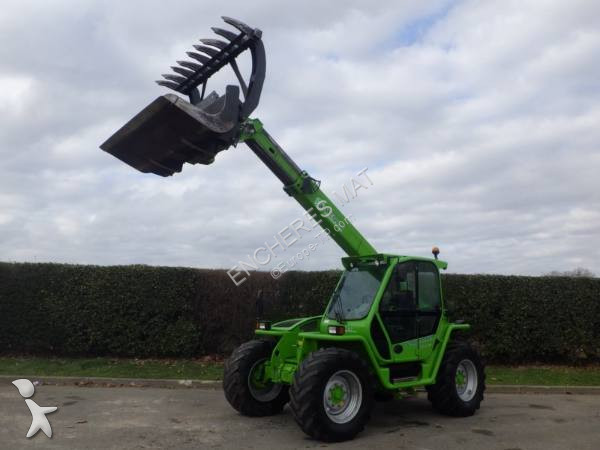 Merlo P 34.7 top telescopic handler