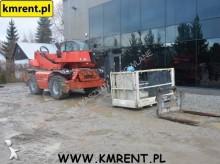 chariot télescopique Manitou MRT2150 MERLO 33,16