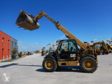 carretilla elevadora de obra Caterpillar TH62