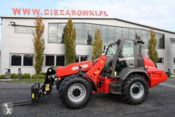 chariot télescopique Manitou ARTICULATED TELESCOPIC LOADER MANITOU MLA630-125 6 M