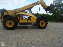 teleskopik forklift Caterpillar TH 407 AG