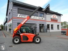 wózek teleskopowy Manitou MT 420H New , Full documentation