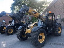 stivuitor telescopic Caterpillar TH 407 Agra