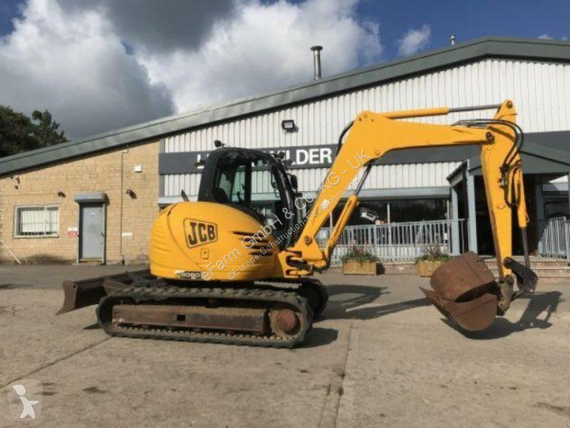 View images JCB  telescopic handler