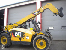 chariot télescopique Caterpillar TH337