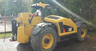 chariot télescopique Caterpillar TH407C