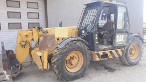 carrello elevatore telescopico Caterpillar TH83