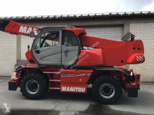 carretilla elevadora de obra Manitou MRT2550, 25m, 5 tons, Stage 4, all attachments,