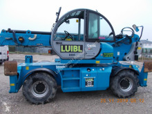 carrello elevatore da cantiere Genie GTH 4016R, 16m, with 3 ton winch, low hours