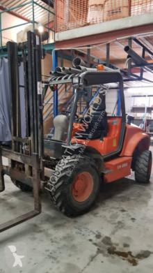 carretilla telescópica Ausa CH 200 4,5 mts forklift truck 4x4 triplex hyster