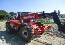 Manitou MT1030 telescopic handler
