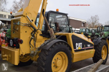 View images Caterpillar TH 63 telescopic handler