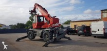 View images Manitou MRT 21.45 telescopic handler