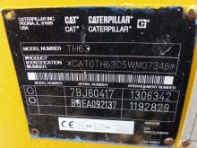Voir les photos Chariot télescopique Caterpillar TH63 CH12