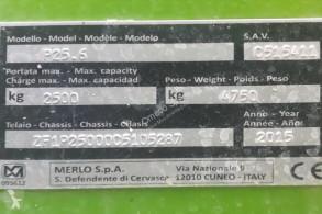 Vedere le foto Carrello elevatore telescopico Merlo P25.6