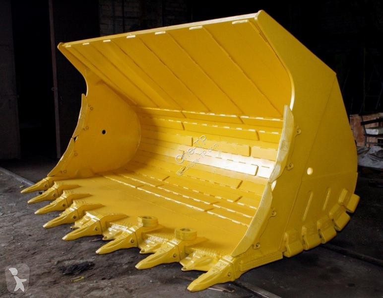 One-TP godet carrière pour chargeuse machinery equipment