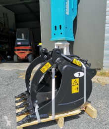 One-TP tiltable ditch cleaning bucket