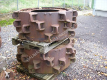 Caterpillar (76) 928/936/938/950 E/F/G steelwheels - Walzräder