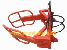 Dragon Machinery Wrapped Bale Clamp QPWBC01