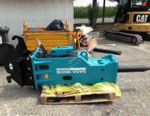 MSB Marteau brise roche BRH gamme lourde pelles 16-60 tonnes