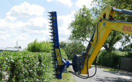 attrezzature per macchine movimento terra One-TP Taille haie pour mini-pelles de 1 à 11 tonnes